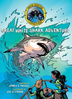 Great white shark cover image