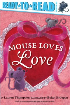 Mouse loves love cover image
