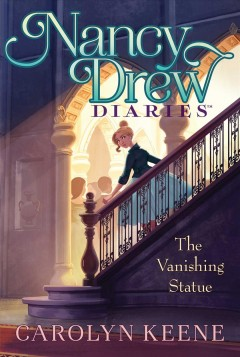 The vanishing statue cover image