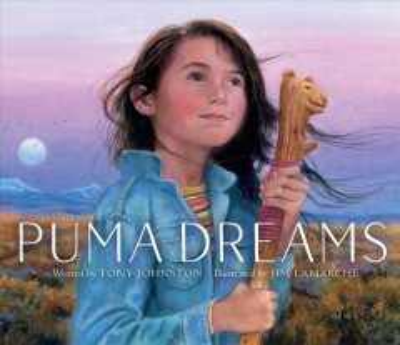 Puma dreams cover image