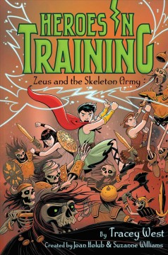 Zeus and the skeleton army cover image