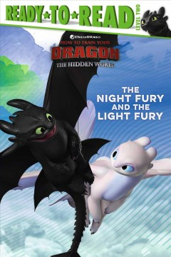 The night fury and the light fury cover image