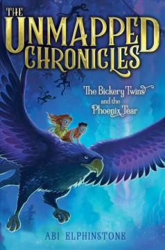 The bickery twins and the phoenix tear cover image