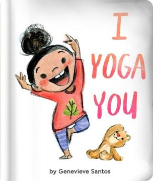 I yoga you cover image