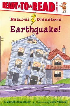 Earthquake! cover image