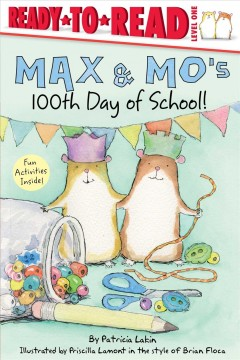 Max & Mo's 100th day of school cover image