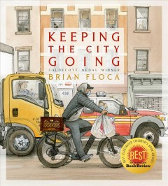 Keeping the city going cover image