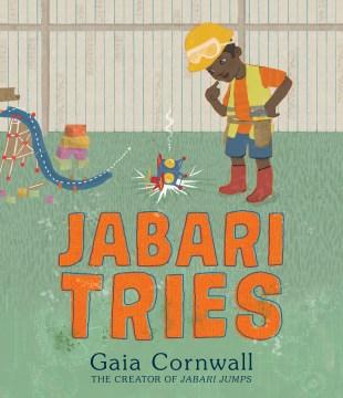 Jabari tries cover image