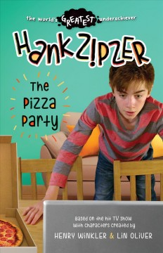 The pizza party cover image