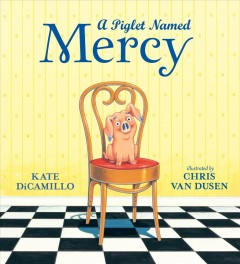 A Piglet Named Mercy cover image
