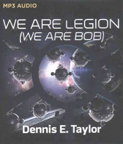 We are legion (we are Bob) cover image