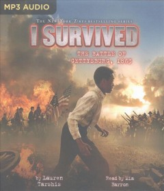 I survived the Battle of Gettysburg, 1863 cover image