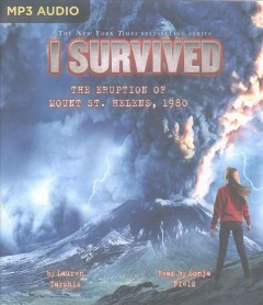 I Survived the eruption of Mount St. Helens, 1980 cover image