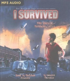 I survived the Joplin Tornado, 2011 cover image