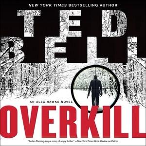 Overkill an Alex Hawke novel cover image