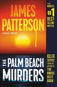 The Palm Beach murders thrillers cover image