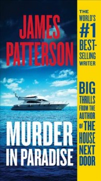 Murder in paradise cover image