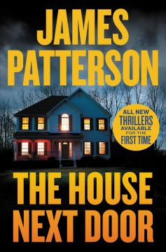 The house next door : thrillers cover image