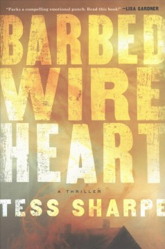 Barbed wire heart cover image