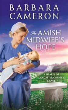 The Amish midwife's hope cover image