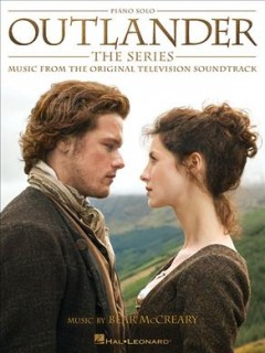 Outlander, the series music from the original television soundtrack cover image