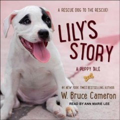 Lily's story a puppy tale cover image