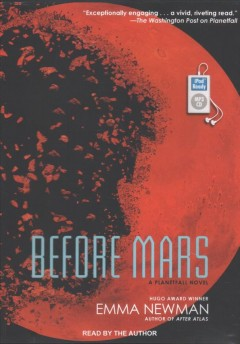 Before Mars cover image