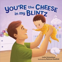 You're the cheese in my blintz cover image