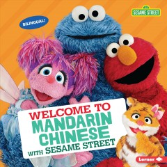 Welcome to Mandarin Chinese with Sesame Street cover image