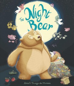 The night bear cover image