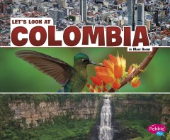 Let's look at Colombia cover image