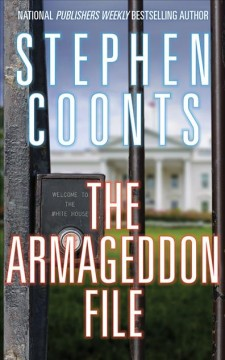 The armageddon file cover image