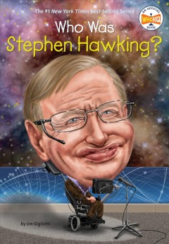 Who was Stephen Hawking? cover image