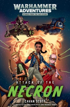 Attack of the Necron cover image