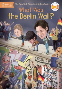 What was the Berlin Wall? cover image
