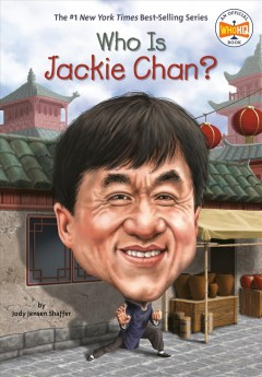 Who is Jackie Chan? cover image