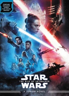 The rise of Skywalker cover image