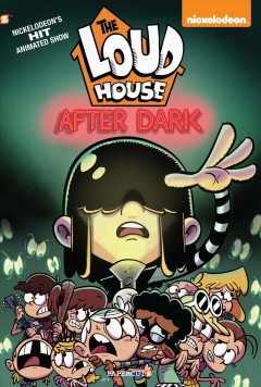 The Loud house. 5, After dark cover image