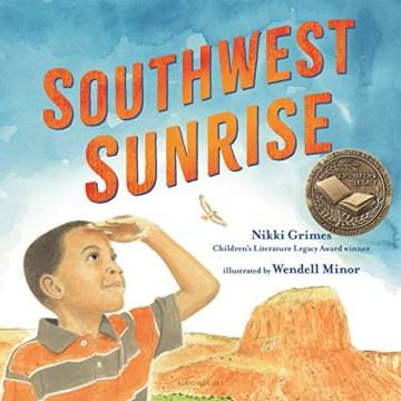 Southwest sunrise cover image