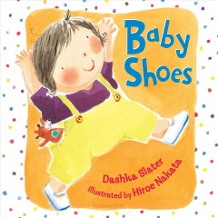 Baby shoes cover image