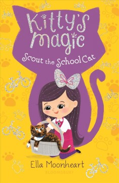 Scout the school cat cover image