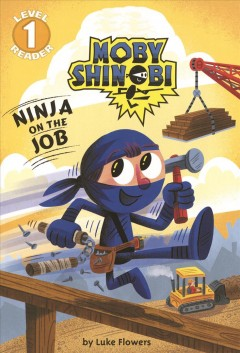 Ninja on the job cover image