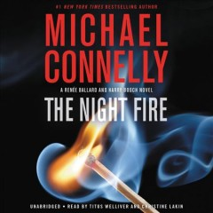 The night fire cover image