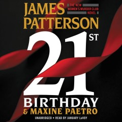 21st Birthday cover image