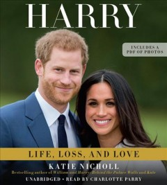 Harry life, loss, and love cover image