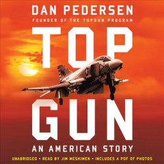 Topgun an American story cover image