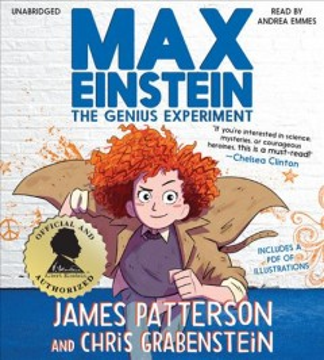 Max Einstein the genius experiment cover image