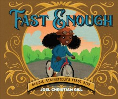 Fast enough : Bessie Stringfield's first ride cover image
