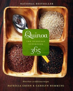 Quinoa 365 : the everyday superfood cover image