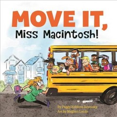 Move it, Miss Macintosh! cover image